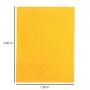 Tapete para Sala 1,50 x 2,00 Classic Amarelo Oasis