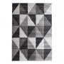 Tapete Para Sala Quarto Grande Moderno Lisboa Turco 200 x 250 cm Des 02