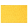 Tapete para Sala Redondo 1,00 Classic Amarelo Oasis