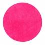 Tapete para Sala Redondo 2,00 Classic Rosa Pink Oasis