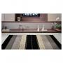 Tapete Sala e Quarto Classic Design 1,00 x 1,50 Preto Oasis