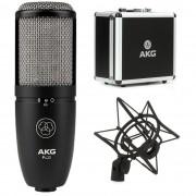 AKG Microfone Condensador Perception 420 (Com Aranha/Case)