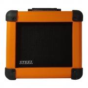 Amplificador Cubo para Guitarra Steel 20GT Laranja (6''/15w RMS)