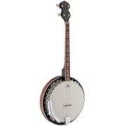 Banjo Americano Acústico Stagg BJM30 4DL (4 Cordas)