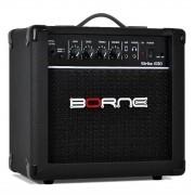 Borne Amplificador Cubo para Guitarra STRIKE G30 Preto (6''/15w RMS)