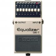 BOSS Pedal de Efeito para Guitarra Equalizer GE-7