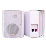 Caixa Acústica Passiva OUTDOOR Soundvoice OT40 Branca (4''/50w RMS/Unidade)