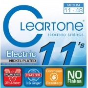 Encordoamento para Guitarra Cleartone 011-048 Nickel-Plated