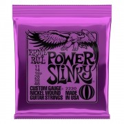 Encordoamento para Guitarra Ernie Ball 011-048 Power Slinky - 2220