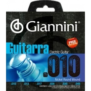 Encordoamento para Guitarra Giannini 010-046 ? GEEGST10