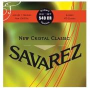 Encordoamento para Violão Nylon Savarez 540CR (Normal Tension)