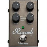 Fuhrmann Pedal de Efeito para Guitarra Reverb RV01