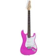 Giannini Guitarra Strato G-100 PK (Pink)