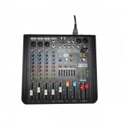 K AUDIO MIXER 04C MP410 (2 AUX/USB/EQ/FX/BT/PH)
