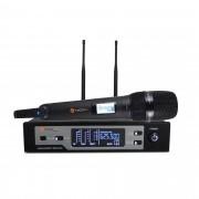 Microfone Sem Fio Kadosh K-1201M (UHF/Digital)