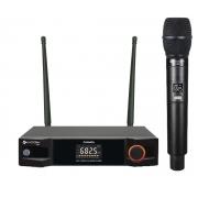 Kadosh Microfone Sem Fio K-401M (UHF/Display Digital com 48 Canais)
