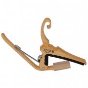 Kyser Capotraste Braçadeira Profissional KG6MA Maple (Violão Aço)