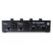 M-Audio Interface de Áudio USB M-TRACK DUO