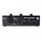 M-Audio Interface de Áudio USB M-TRACK SOLO