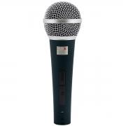 Microfone Dinâmico Com Fio Kadosh K58P (Com Cabo)