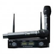 Kadosh Microfone sem Fio  KDSW - 402M (UHF WIRELESS SYSTEM)