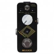 Mooer Mini Pedal De Efeito para Guitarra EchoVerb MDV1 (Delay e Reverb)