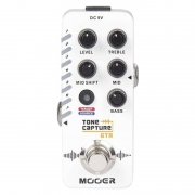 Mooer Mini Pedal De Efeito para Guitarra Tone Capture GTR M701