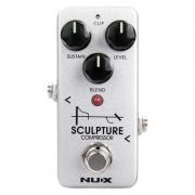 Nux Mini Pedal De Efeito para Guitarra SCULPTURE NCP-2 (Compressor)