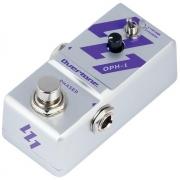 Overtone Mini Pedal De Efeito Phaser OPH-1
