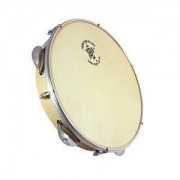 "Pandeiro 10"" Pele de Couro (CAJON Percussion PSI 1021-A)"