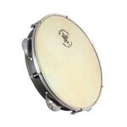"Pandeiro 10"" Pele de Couro (CAJON Percussion PSI 1067-A)"