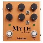 Fuhrmann Pedal de Efeito para Guitarra Myth Of Tones MY-1
