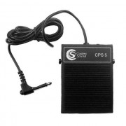 Pedal Sustain Teclado Custom Sound CPS5 Preto