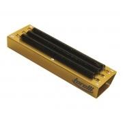 Reco Reco Em Alumínio 3 Molas Torelli TR-502 (Dourado)