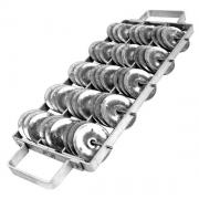 Rocar de Alumínio Torelli RR022 (60 Platinelas de Aço Galvanizado)