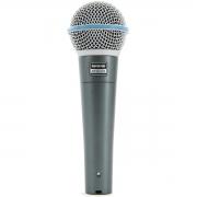 Shure Microfone Dinâmico Cardióide BETA 58A (Bag/Cachimbo)