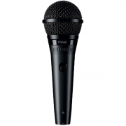 Shure Microfone Dinâmico Cardióide PGA58 (Bag/Cachimbo)