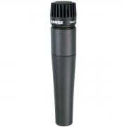 Shure Microfone Dinâmico Cardióide SM57 (Bag/Cachimbo)