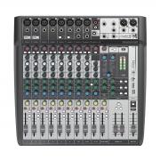 Soundcraft Mixer Signature 12 MTK (12 Canais/Interface USB/Multi-Track)