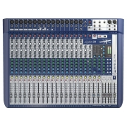 Soundcraft Mixer Signature 22 (22 Canais/Interface USB)