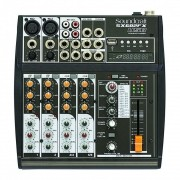 Soundcraft Mixer SX602FX-USB Compacta (6 Canais/Efeitos/USB)