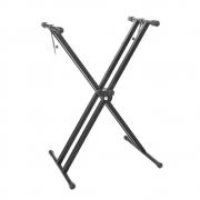 Suporte em X Duplo para Teclado/Piano Digital Smart SM035