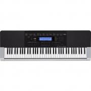 Casio Teclado WK-240 (76 Teclas no Estilo Piano/Com Fonte Bivolt)