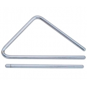 Triângulo de Aço Cromado Torelli TL600 (25 cm)