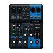 Yamaha Mixer MG06X (6 Canais/Com Efeitos)