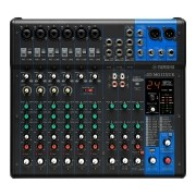 Yamaha Mixer MG12XUK (12 Canais/Com Interface USB)