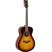 Yamaha Violão TransAcoustic FS-TA Brown Sunburst (Aço/Com Reverb e Chorus)
