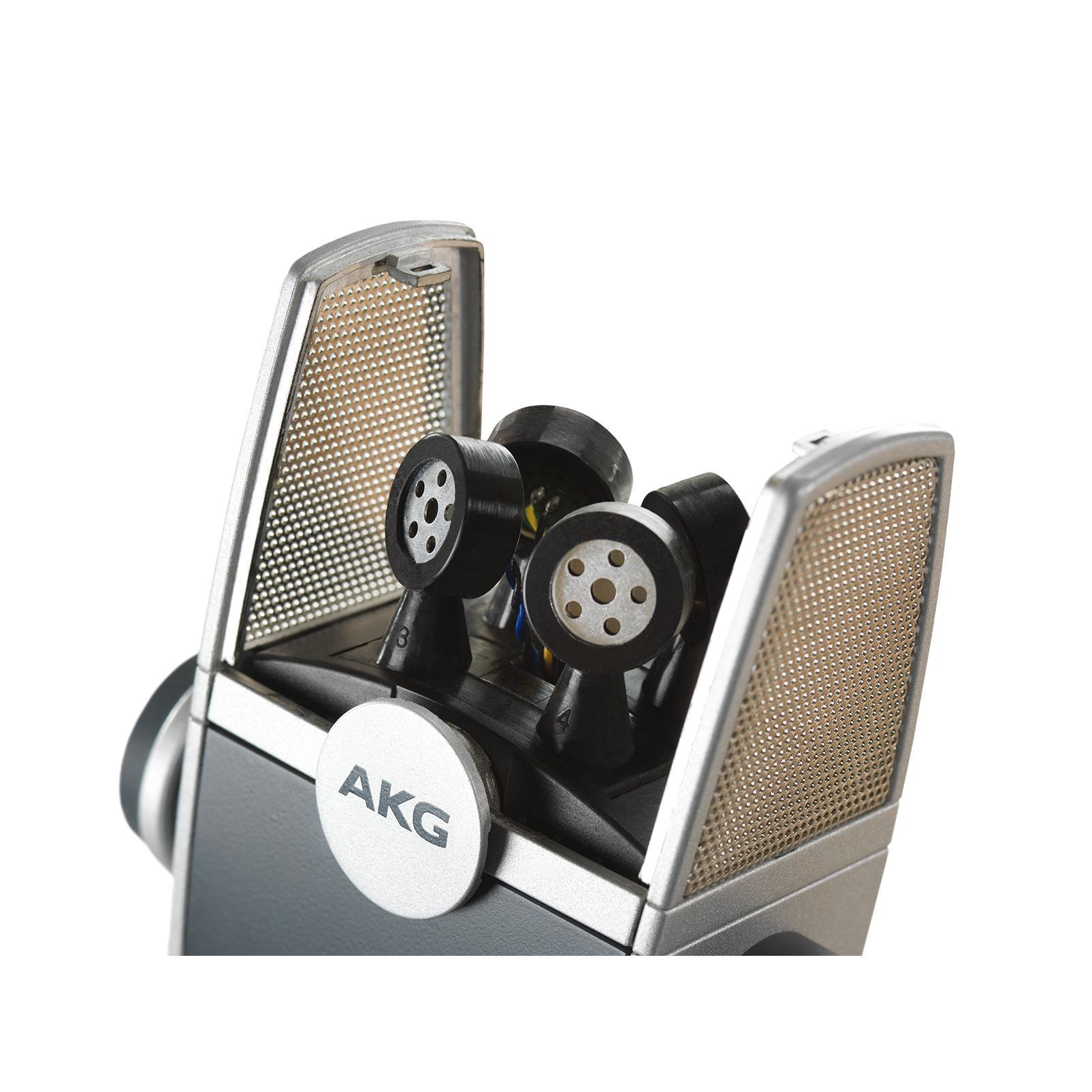 AKG Microfone Condensador LYRA C44 USB