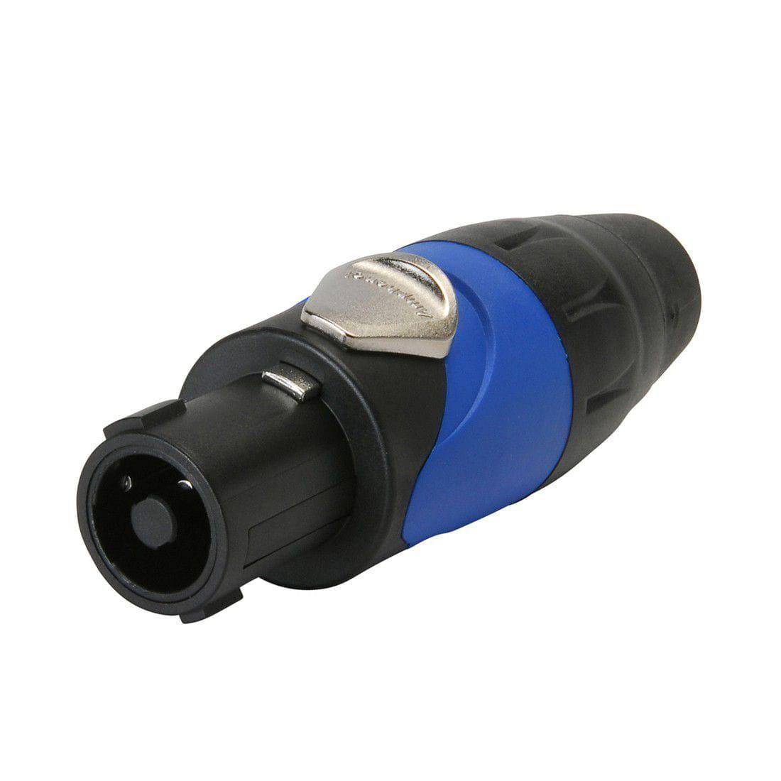 Amphenol Plug Conector Speakon Linha SP-4-F (4 Vias)
