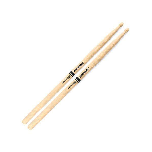 Promark Baquetas Hickory 2B Wood Tip (TX2BW)